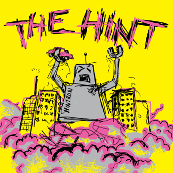 THE HINT - HINTRON (EP/Singles)
