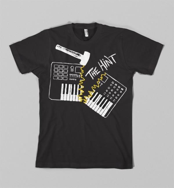 The Hint - Keyboard Tee