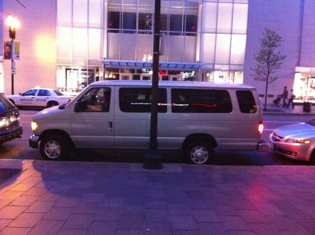 Parallel Parking in Boston w/ Tessa