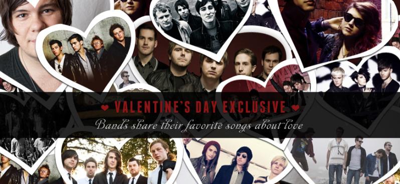 Purevolume's V-Day Exclusive
