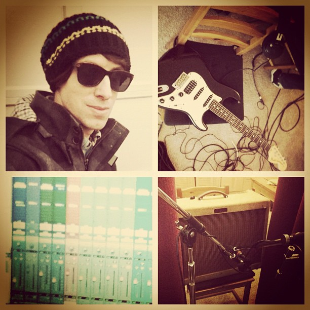 Studio - Joe, amp simulations